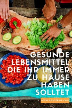 Wie ein Sprichwort so schön sagt: Man ist, was man isst. Kochen mit den richtigen Zutaten kann viele gesundheitliche Vorteile haben.