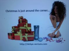 Check out the video on my website  http://debye.nerium.com