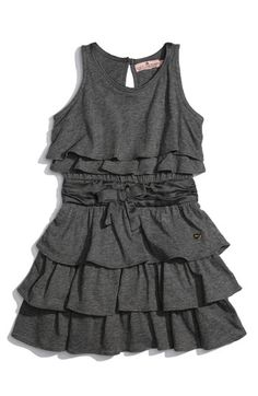431ffae70f4 Juicy Couture Ruffle Tank Dress - for my niece! so cute! Toddler Swag