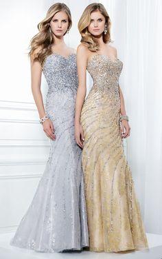 Classy Mermaid Sweetheart Organza Backless Prom Dresses