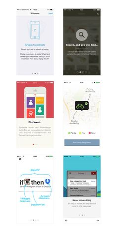 These simple apps include instructions for first-time users. Keep the instructions as simple and short as possible.