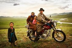 A Photo Exploration of the Nomadic Culture in Mongolia - My Modern Met