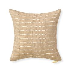 Shop our gorgeous collection of colorful accent pillows. Each piece is finished with our signature gold St.