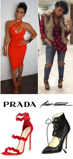 What's in Her Shoe Closet? Laura Govan in Christian Louboutin, Giuseppe Zanotti, Prada, and more!