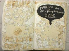 Keri Smith's Wreck This Journal.