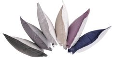 Collection Vent Du Sud Coussin Tasma  Existe en couleurs différentes, avec 2 tailles de coussins assortis à votre plaid... Tenue parfaite, ne froisse pas, ne rétréci pas, elle se suffit à elle-même !