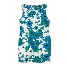 Kwiecista sukienka w stylu lat 60 tych.  Zapraszamy na www.labelsshop.pl