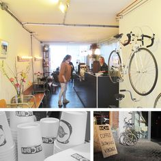 Blackbird Coffee & Vintage in Utrecht