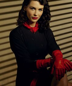 Agent Carter: Dottie Underwood--Bridget Regan