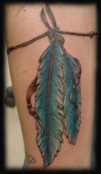 American Indian Feather Tattoos - zhippo.com204 x 350 · jpegIndian Feather Tattoos for Women