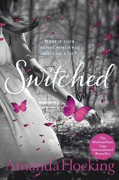 Amanda Hocking - Switched I read all her books when she was just a indie author great YA writer Book Nerd, Book 1, Amanda Hocking, Personal Library, How To Influence People, Beautiful Book Covers, First Novel, Latest Books, Paperback Books