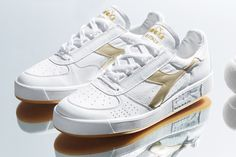 Diadora Borg Elite 'Made in Italy'