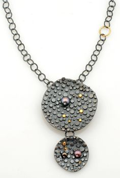 NK130 Double Tide Pool necklace | Sydney Lynch