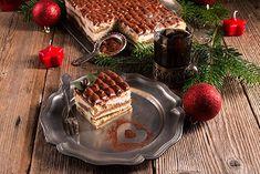 Köstliches Lebkuchentiramisu bildet den Abschluss eines Weihnachtsessens. Dieses Rezept ist ein traumhaftes Dessert.