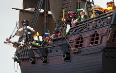Playmobil Custom Pirate Crew