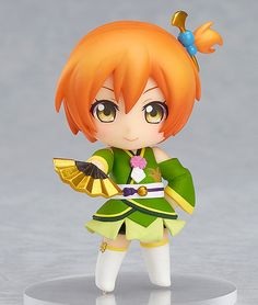 Love Live! The School Idol Movie - Hoshizora Rin - Nendoroid Petit - Nendoroid Petit Love Live!: Angelic Angel Ver. (Good Smile Company)
