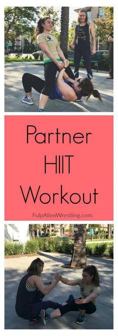 Partner HIIT Workout   Fulp-Allen Wrestling Blog