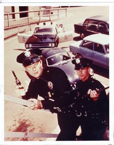 Adam-12. One of my all-time favorite 60s/70s shows. I love this show, and Emergency too!