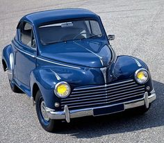 1953 Peugeot 203 Coupe | Re-pin by #ParadisoInsurance #ClassicCarInsurance @paradisoins www.paradisoinsurance.com