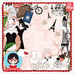 Kit Digital Viagem a Paris by Fa Maura **  http://famaura.com/shop/index.php?main_page=product_info=67_3_id=1613#.UhzdNRuUTao  http://scrap-team.com/shop/index.php?main_page=product_info=276_232_230_id=8518#.UhzdNRuUTao