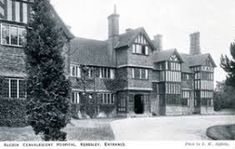 Kerseley Hospital ... or the Royal Court Hotel, which it is known as today