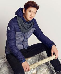 """JiChangWook'sKitchen on Twitter: """"[CF] Ji Chang Wook Lonsdale Autumn Collection (updated with new photos!) http://t.co/yky3QqySVm http://t.co/wK5EN2jLUW"""""""