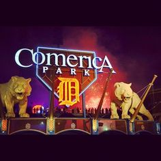 Comerica Park -Detroit, MI USA