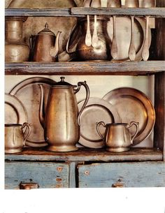 Country Pewter