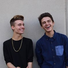 Brent Rivera and Weekly Chris / Christian Collins Youtube Vine