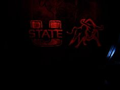 """The pumpkin logo entries are piling in! If you don't love your logo enough to put it on a pumpkin, it's time to rebrand. Check out our killer Fall Branding Package Special http://kick-fire.com/old-logo-magic-new-branding-special/ Entry #8 Tyler Wilberg, USU Like your favorite to help it win! ‪#‎thegreatpumpkinlogocontest‬"