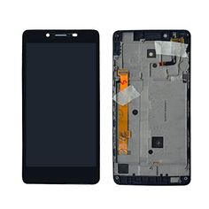 Mobioutlet Lcd Display  amp  Touch Screen Digitizer for Lenovo A6000  (Black) https  2dc18f728e