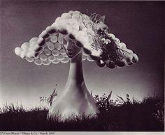 """GENE MOORE, (Tiffany&Co.), """"Gene Moore designed over 5,000 windows (2 displays each week)  throughout his career"""", (1963, Easter), pinned by Ton van der Veer"""