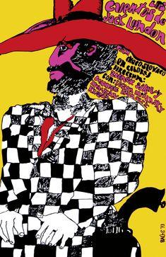 Eduardo Munoz Bachs, Los cuentos de Jack London, 1973