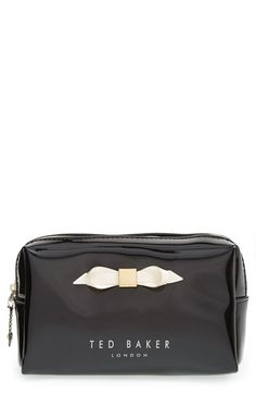 small cosmetics bag / ted baker