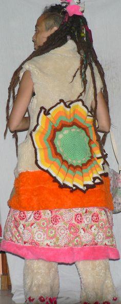 manteau en patchwork création unique by freaks bazar more by http://www.alittlemarket.com/boutique/freak_s_bazar-1342471.html