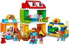 10836 - LEGO DUPLO Város - Kisvárosi tér