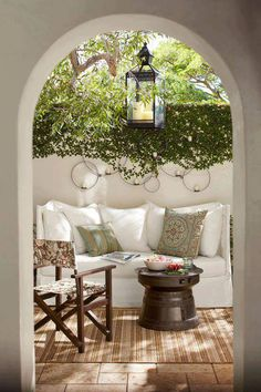 i-love-tunisia: Tunisian out-door decoration... | La vie en rose