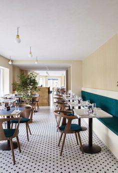 Restaurante Italy en Copenhague