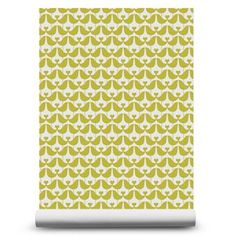 The sweetest wallpaper Lovebird from ISAK has a lovely pattern with pretty birds, the design is stylish and retro at the same time. This wallpaper looks great in a children´s room or why not in a livingroom