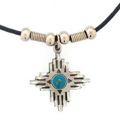 """Checkout our #LicensedGear products FREE SHIPPING + 10% OFF Coupon Code """"Official"""" Earth Spirit Necklace - Southwestern Cross - Officially licensed Siskiyou Originals product     - Price: $17.00. Buy now at https://officiallylicensedgear.com/earth-spirit-necklace-southwestern-cross-pt15s"""
