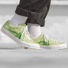 Here s a look at the new Converse GOLF le FLEUR  colorways. Each pair  retails ba660cb2eb5