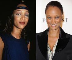 Tyra's success just keeps on growing. She retired from modeling in 2005, but re-signed with IMG Models in 2010. She's the creator, executive producer, and host of ANTM, and was the co-creator of True Beauty. She also hosted the Emmy-winning daytime talk showThe Tyra Banks Show until it ended in 2010. Most recently, she launched fashion and beauty site called Type F, and hosts an online web series called Fa-Fa-Fa-Fashion with Andre Leon Talley.