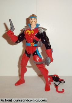 X-MEN X-Force toy biz CORSAIR 1994 phoenix saga complete marvel universe action figures 1995