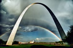 St. Louis- Went to the Arch one year. Right after 9/11.  Security was high. Mo had to ditch his pocket knife back in the car.  