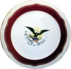 Presidential China: Abraham Lincoln