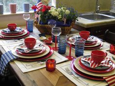FABBY'S LIVING: Celebrating America the Beautiful