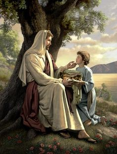 Be inspired with our selection of LDS Jesus Christ Prints including this He Will Make It More - Print. Pictures Of Jesus Christ, Bible Pictures, Church Pictures, Simon Dewey, Johannes 3, Lds Art, Jesus Is Lord, New Testament, Religious Art