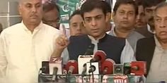 Storming residences doesn't account for politics: Hamza Shahbaz