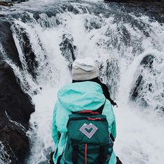 Hiking to beautiful waterfalls ❤ Adventure Awaits, Adventure Travel, Just Dream, To Infinity And Beyond, Adventure Is Out There, Oh The Places You'll Go, The Great Outdoors, Backpacking, Trekking