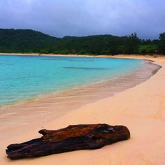 Anguib Beach, Cagayan Valley, Philippines #travel #Philippines #beach  http://www.ExtraMoneyUSA.com